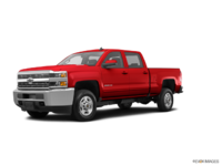 2018 Chevrolet Silverado 2500HD LT | Photo 3 | Red Hot