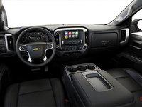 2018 Chevrolet Silverado 2500HD LT | Photo 3 | Jet Black Leather (AZ3-H1Y)