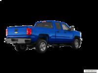 2018 Chevrolet Silverado 2500HD WT   Photo 2   Deep Ocean Blue Metallic