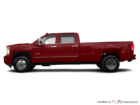 2018 Chevrolet Silverado 3500 HD HIGH COUNTRY | Photo 1 | Cajun Red