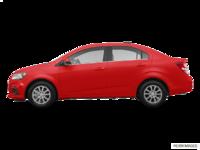 2018 Chevrolet Sonic LT | Photo 1 | Cajun Red