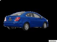 2018 Chevrolet Sonic LT | Photo 2 | Kinetic Blue Metallic