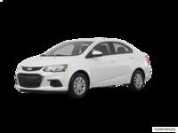 2018 Chevrolet Sonic LT | Photo 3 | Summit White