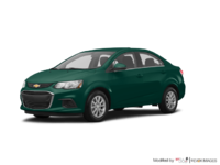 2018 Chevrolet Sonic LT | Photo 3 | Ivy Metallic