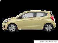 2018 Chevrolet Spark LS | Photo 1 | Brimstone