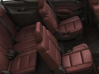 2018 Chevrolet Tahoe PREMIER | Photo 2 | Cocoa/Mahogany Bucket Seats Perforated Leather (H4X-AN3)
