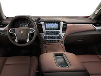 2018 Chevrolet Tahoe PREMIER | Photo 3 | Cocoa/Mahogany Bucket Seats Perforated Leather (H4X-AN3)