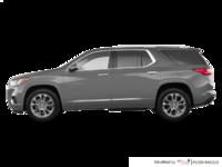 2018 Chevrolet Traverse PREMIER   Photo 1   Satin steel metallic