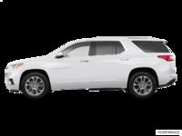 2018 Chevrolet Traverse PREMIER   Photo 1   Summit White