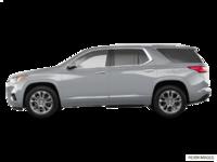 2018 Chevrolet Traverse PREMIER   Photo 1   Silver Ice Metallic