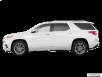 2018 Chevrolet Traverse PREMIER   Photo 1   Iridescent pearl tricoat