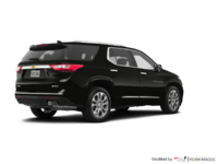2018 Chevrolet Traverse PREMIER   Photo 2   Mosaic Black Metallic