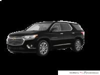 2018 Chevrolet Traverse PREMIER   Photo 3   Mosaic Black Metallic