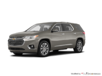 2018 Chevrolet Traverse PREMIER   Photo 3   Pepperdust Metallic