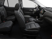 2018 Chevrolet Traverse PREMIER   Photo 1   Jet Black Perforated Leather