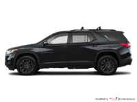 2018 Chevrolet Traverse RS | Photo 1 | Mosaic Black Metallic