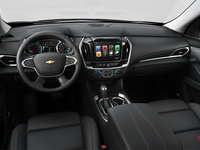 2018 Chevrolet Traverse RS | Photo 3 | Jet black perforated leather (HOY-AR9)