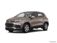 2018 Chevrolet Trax LS | Photo 3 | Sandy Ridge Metallic