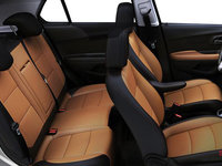 2018 Chevrolet Trax PREMIER | Photo 2 | Jet Black/Brandy Bucket seats Leatherette (AEY-AR9)