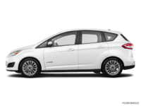 2018 Ford C-MAX HYBRID SE | Photo 1 | White Platinum Metallic Tri-Coat