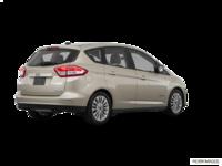 2018 Ford C-MAX HYBRID SE | Photo 2 | White Gold