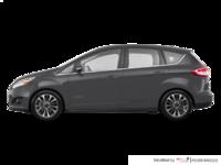 2018 Ford C-MAX HYBRID TITANIUM   Photo 1   Magnetic Metallic