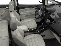 2018 Ford C-MAX HYBRID TITANIUM | Photo 1 | Medium Light Stone Leather (DL)