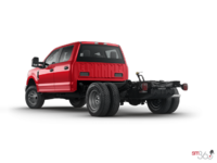 2018 Ford Chassis Cab F-350 XL   Photo 2   Race Red