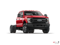 2018 Ford Chassis Cab F-350 XL   Photo 3   Race Red