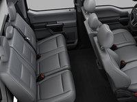 2018 Ford Chassis Cab F-350 XL   Photo 2   Medium Earth Grey HD Cloth Bench (1S)