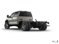2018 Ford Chassis Cab F-450 LARIAT | Photo 2 | Stone Gray