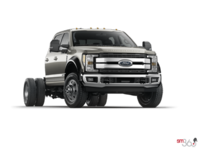2018 Ford Chassis Cab F-450 LARIAT | Photo 3 | Stone Gray
