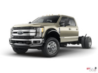 2018 Ford Chassis Cab F-450 LARIAT | Photo 1 | White Gold