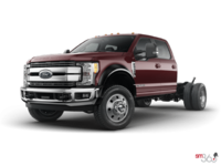 2018 Ford Chassis Cab F-450 LARIAT | Photo 1 | Magma Red