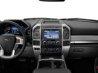 2018 Ford Chassis Cab F-450 LARIAT | Photo 3 | Black Premium Leather Captain's Chairs (5B)