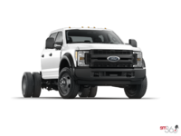 2018 Ford Chassis Cab F-450 XL   Photo 3   Oxford White