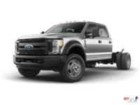 2018 Ford Chassis Cab F-450 XL   Photo 1   Ingot Silver