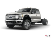 2018 Ford Chassis Cab F-550 LARIAT | Photo 1 | Stone Gray