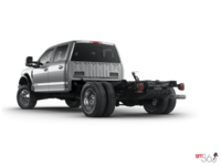 2018 Ford Chassis Cab F-550 LARIAT | Photo 2 | Ingot Silver