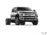 2018 Ford Chassis Cab F-550 LARIAT | Photo 3 | Ingot Silver