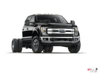 2018 Ford Chassis Cab F-550 LARIAT | Photo 3 | Shadow Black