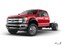 2018 Ford Chassis Cab F-550 LARIAT | Photo 1 | Race Red