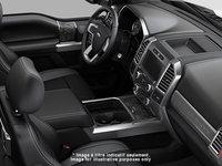 2018 Ford Chassis Cab F-550 LARIAT | Photo 1 | Black Premium Leather Split Bench (6B)