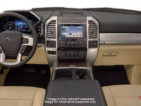 2018 Ford Chassis Cab F-550 LARIAT | Photo 3 | Camel Premium Leather Split Bench(6A)