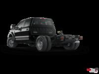 2018 Ford Chassis Cab F-550 XL | Photo 2 | Shadow Black
