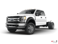 2018 Ford Chassis Cab F-550 XLT | Photo 1 | Oxford White