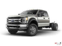 2018 Ford Chassis Cab F-550 XLT | Photo 1 | Stone Gray