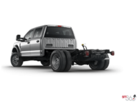 2018 Ford Chassis Cab F-550 XLT | Photo 2 | Ingot Silver