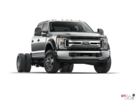 2018 Ford Chassis Cab F-550 XLT | Photo 3 | Ingot Silver