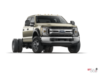 2018 Ford Chassis Cab F-550 XLT | Photo 3 | White Gold